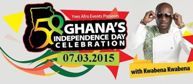 GHANA @58 INDEPENDENCE DAY PARTY IN AARHUS