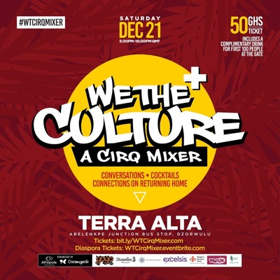 We the Culture: A CirqMixer