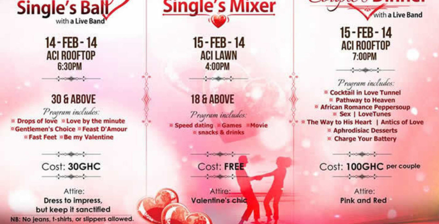 Mix & Mingle Party for Singles 18 & above