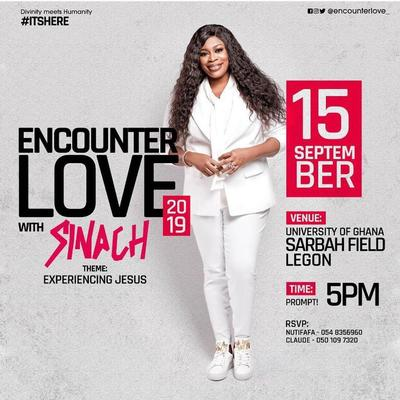 Encounter Love with Sinach