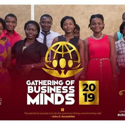 The Gathering of Business Minds 2019
