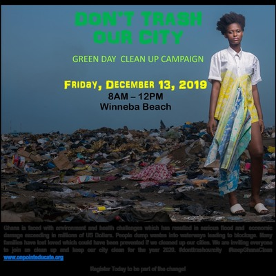 Green Day Clean Up Campaign