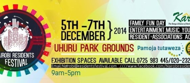 The Nairobi Residents Festival