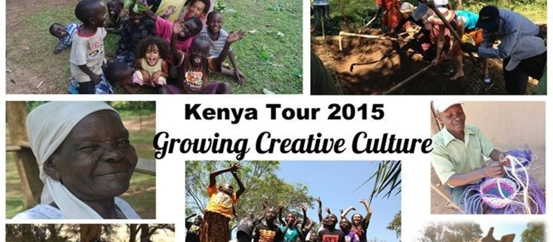 Growing Culture Tour - Kenya 2015