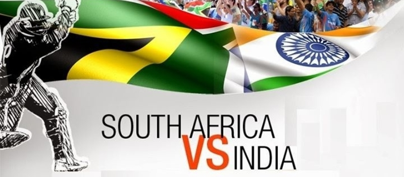 India V South Africa, Cricket World Cup
