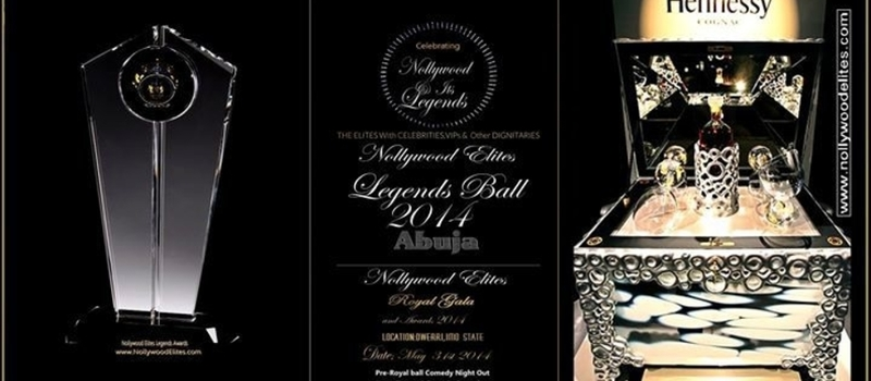 Nollywood Elites Legends Ball & Awards Abuja 2015