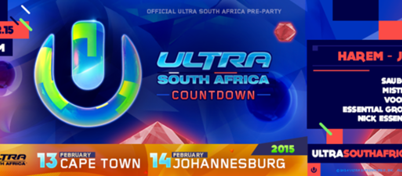 :::OFFICIAL ULTRA SOUTH AFRICA PRE-PARTY:::