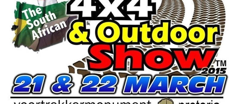 The South Africa 4x4 & Outdoor Show 2015