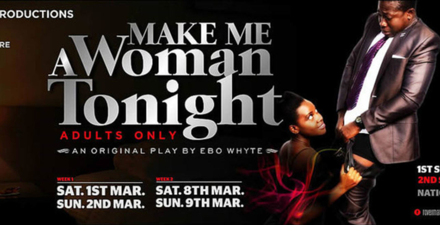 Make Me A Woman Tonight (Adults Only)