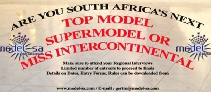 South Africa's next Supermodel and Top Model - Best Ever!!!