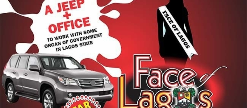 FACE OF LAGOS BEAUTY PAGEANT