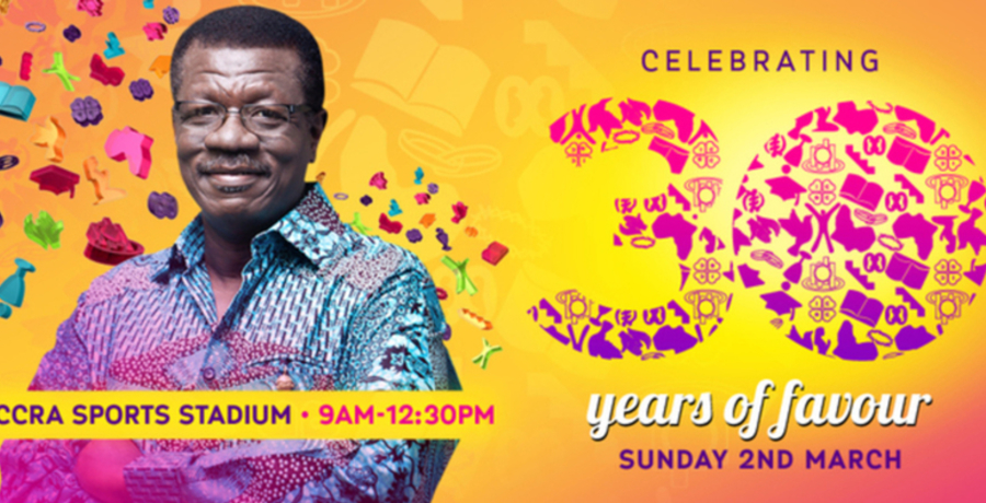 Celebrating 30 Years Of Favour - (ICGC)