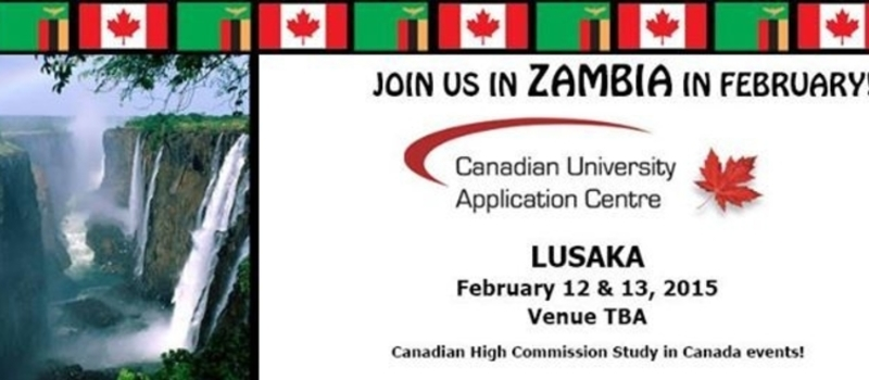CUAC at the Canadian Embassy Africa Tour 2015- Zambia