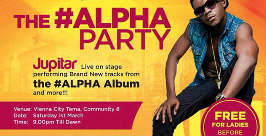 The #ALPHA Party