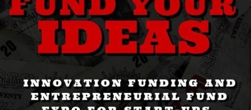 FUND YOUR IDEAS