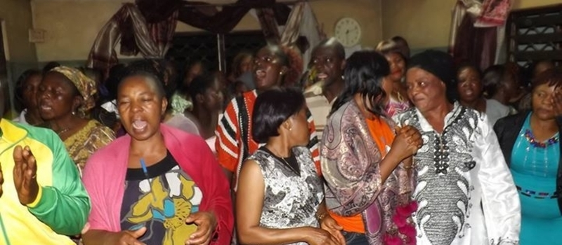 TESSY NWOSU MINISTRIES WEEKLY SUPER SUNDAY WORSHIP SERVICE IN BAMENDA, CAMEROON WEST AFRICA