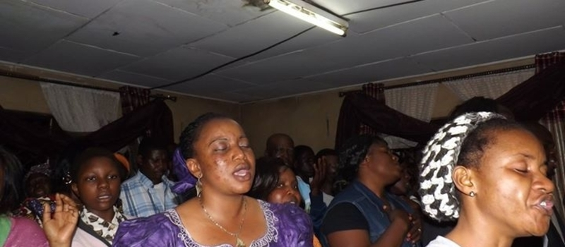 TESSY NWOSU MINISTRIES WEEKLY SATURDAY HOLY GHOST NIGHT IN BAMENDA, CAMEROON, WEST AFRICA
