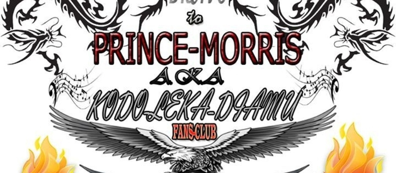 prince morris fans-club meeting