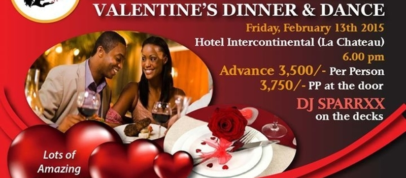 FIRE & ICE VALENTINES DINNER