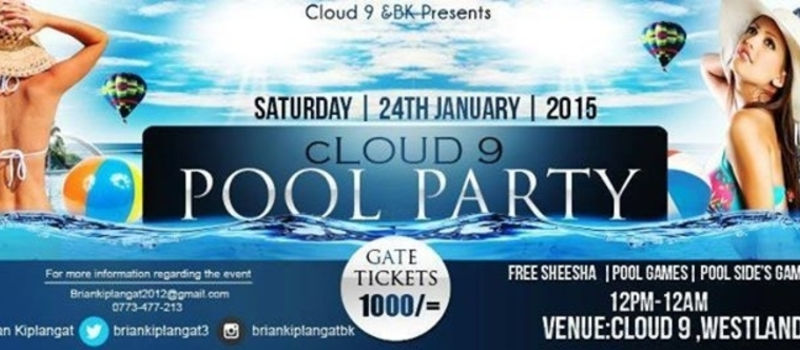 CLOUD-9 POOL PARTY!!