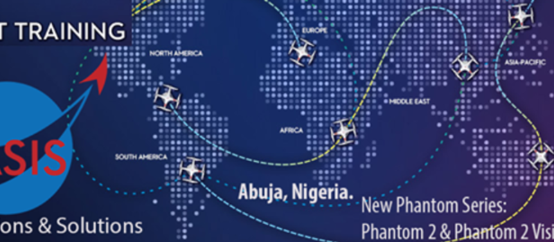 DJi New Pilot Training Program - Abuja, Nigeria
