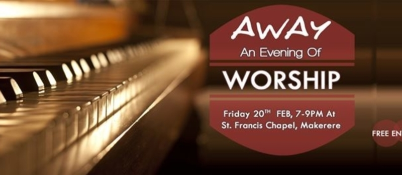 Away, an Evening of Worship