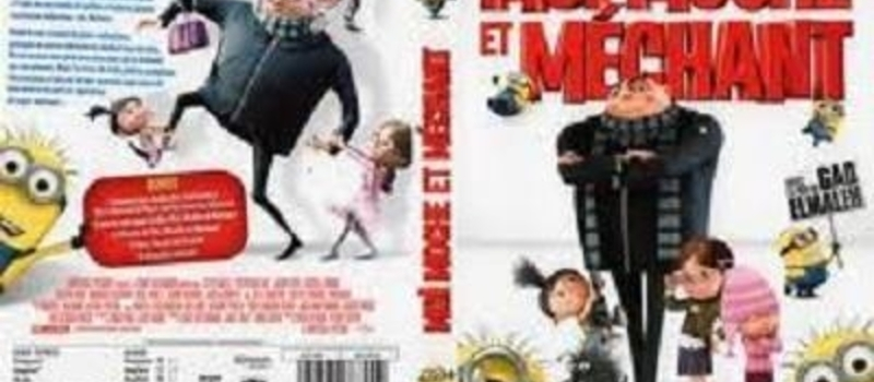 "Cultural Thursday Movie ""Moi, moche et mechant (Despicable me)"" with English Subtitle"