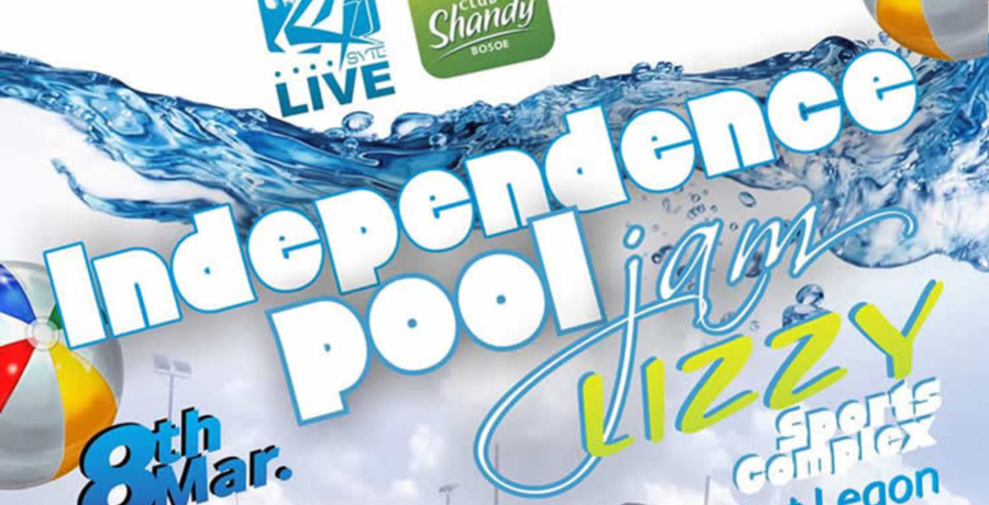 Independence Pool Jam (4Syte TV)