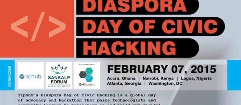 DIASPORA DAY OF CIVIC HACKING