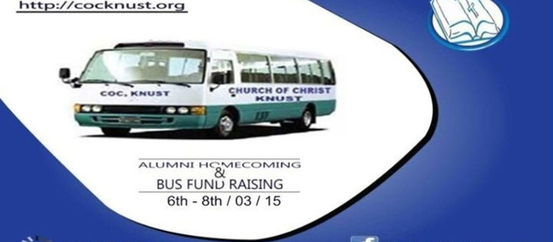ALUMNI HOMECOMING & BUS FUNDRAISING