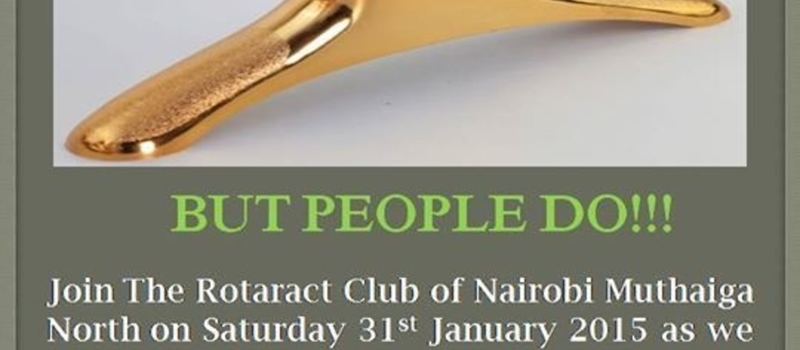 Clothes Donation by The Rotaract Club of Nairobi Muthaiga North