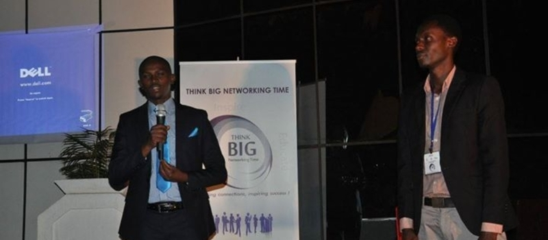 Think Big Networking Time by Rwanda Youth Action Network-RYAN