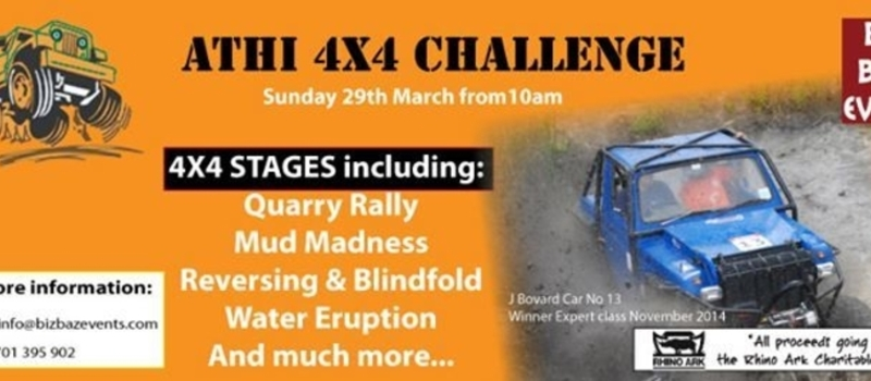 Athi 4x4 Challenge March 2015