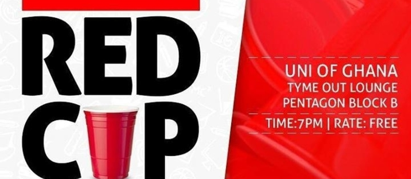 RED CUP CAMPUS DRINK UP