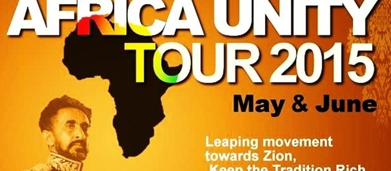 ONE ARE WE LEAPING MOVEMENT PRESENTS;Tour Afrika 2015 Repatriation Unity Bound Tour