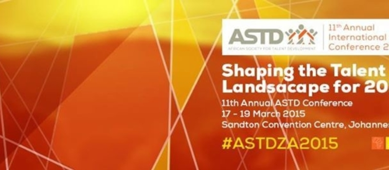 The 11th Annual ASTD International Conference (South Africa)