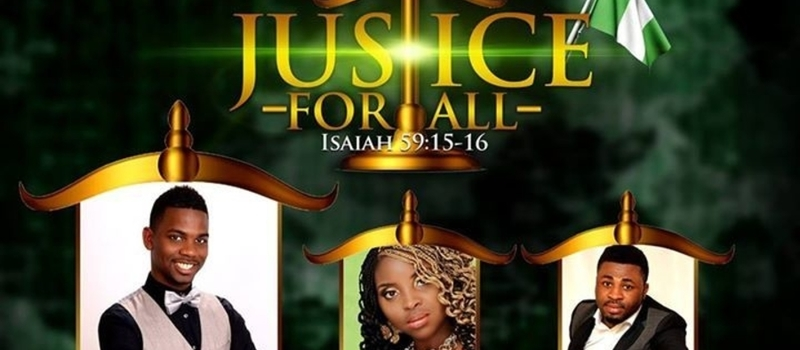 Empowerment Crusades: Justice for ALL Is. 59:15-16