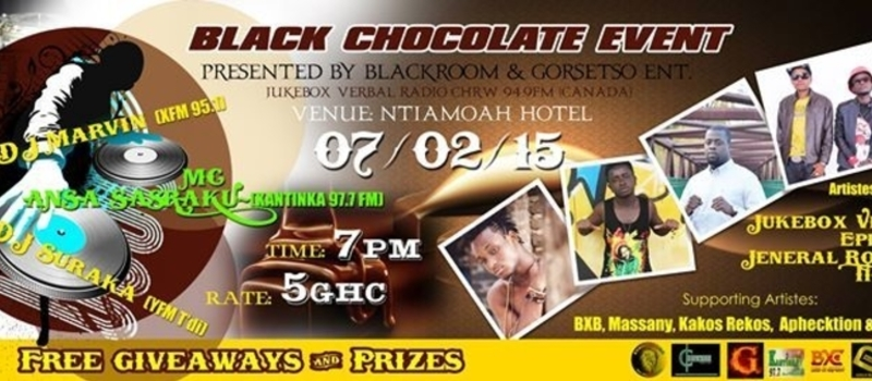 Black Chocolate Event