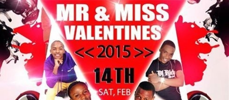 Mr and Miss Valentines