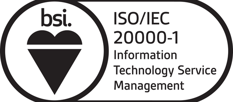 ISO 20000-1:2011 Certification event