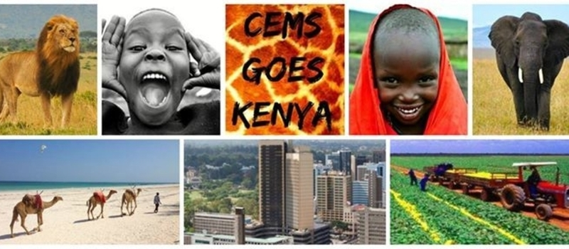 CEMS GOES KENYA - SAVE THE DATE -> 5-15/04/15