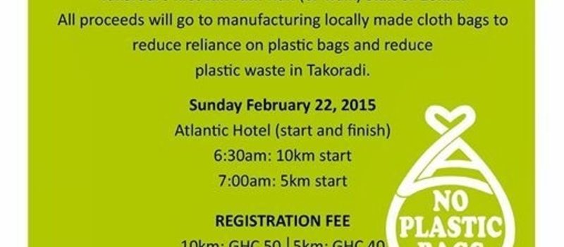 Join the Tidy Tadi Run 2015