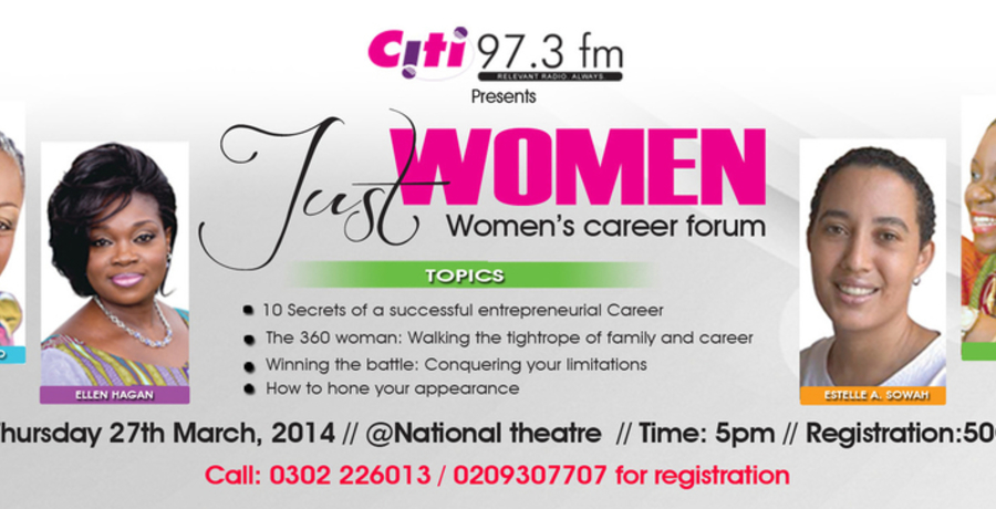 Just WOMEN (Women's career forum)