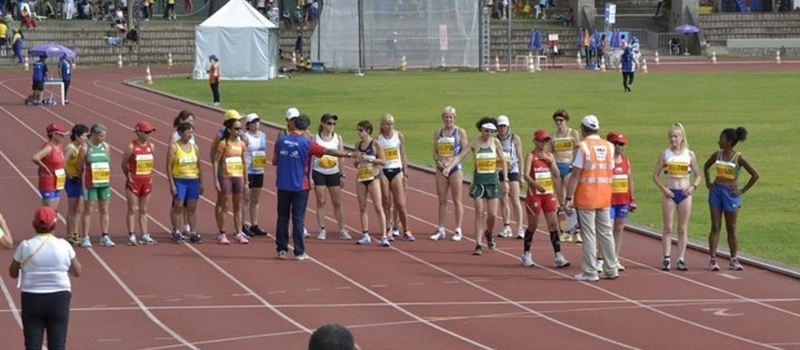 South African Masters Athletics 2015 National Championships