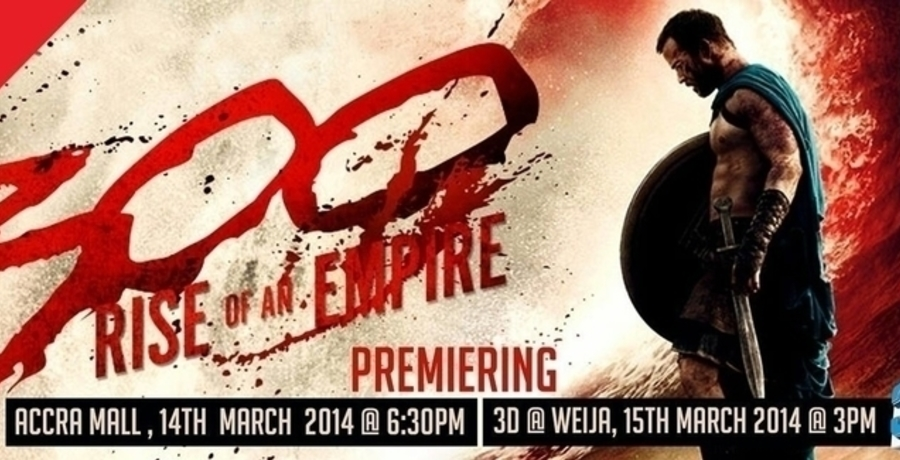 300 Rise of an Empire - Premiere