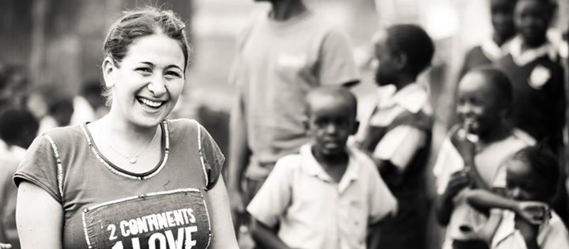 Send Erin to Kenya for Africa Yoga Project! Postponed due to Ebola outbreak.