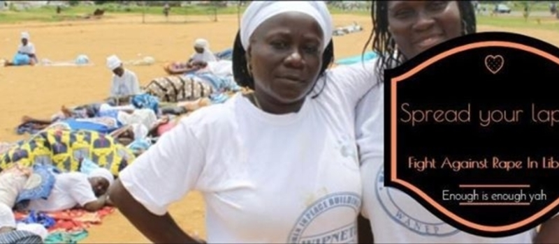 Spread Your Lappa Campaign: Fight Against Rape in Liberia