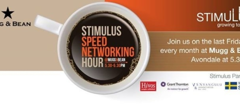 Speed Networking hour with Stimulus