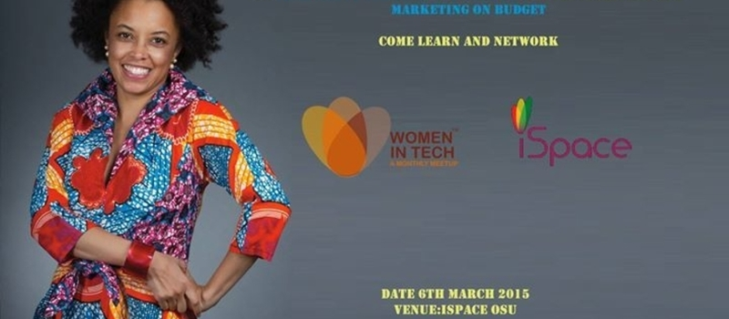 Women in Tech and iSpace Ghana Collaborate to train female entrepreneurs on 6th March