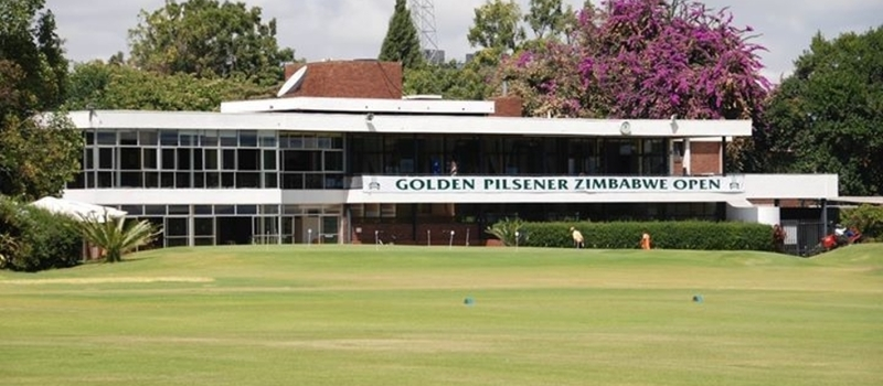 GOLDEN PILSENER ZIMBABWE OPEN